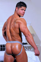 Bo Armstrong at Muscle Hunks