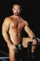 Bryce Pierce at Club Inferno Dungeon