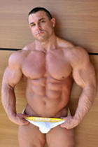 Chaz Ryan at Mission4Muscle