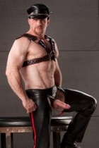 Hogan Wade at Club Inferno Dungeon