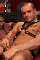 Issac Jones at Men At Play