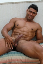 Ricardo Rey at Muscle Hunks