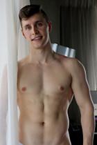Adrian Monroe at Gay Hoopla