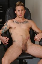 Camden Christianson at Circle Jerk Boys