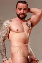 Gabriel Fisk at UK Naked Men