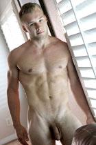 Kyle Holmes at Gay Hoopla