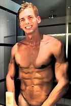 Austin Anderson at Gay Hoopla