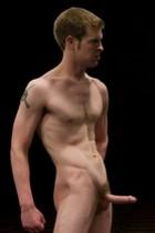 Ben Deep at Naked Kombat