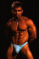 Carlos Botero at Muscle Hunks
