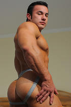 Anton Buttone at Muscle Hunks