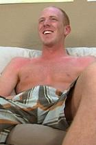 Brek Williams at Naked Frat House