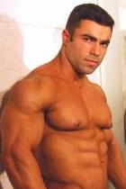 Eduardo Correa at Muscle Hunks