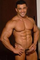 Franco Ferrara at Muscle Hunks