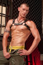 Kieron Ryan at Bound in Public