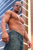 Troy Hammer at Muscle Hunks