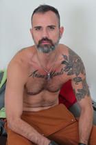 Carlos Ventura at Nasty Daddy
