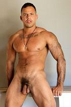 Tony Romero at Gay Hoopla