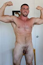 Derek Jones at Gay Hoopla