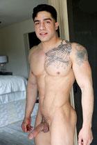 Diego Cruz at Gay Hoopla