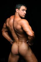 Macho Nacho at Muscle Hunks
