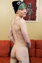 Chris Summers at HomeMade Twinks