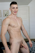 Roman Tate at Gay Hoopla