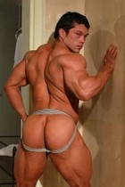 Angel Cordoba at Muscle Hunks