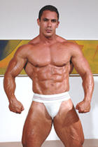Bruno Dorado at Muscle Hunks