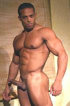 Emilio Santana at Muscle Hunks