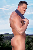 Erik Rhodes at Naked Sword