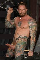 Ian McQueen at Club Inferno Dungeon