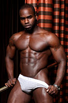 Jamel Jamero at Power Men
