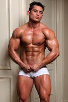 Leo Sabatini at Power Men