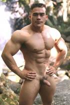 Manuel Melia at Muscle Hunks