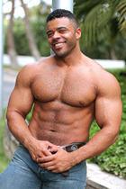 Mario Borelli at Muscle Hunks
