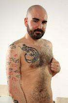 Matteo Valentine at UK Naked Men
