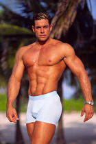 Ron Royce at Muscle Hunks