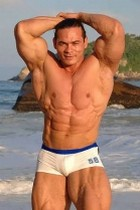 Tito Ortiz at Muscle Hunks