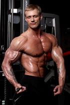 Todd Morris at Power Men