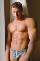Ustin Galtov at Muscle Hunks