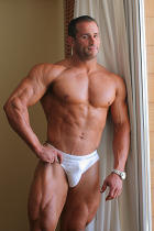 Gordon Burke at Muscle Hunks