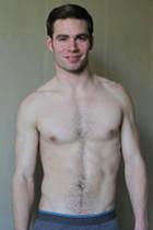 James Olsen at Gay Hoopla