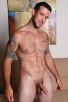 Johnny Glyserin at Circle Jerk Boys