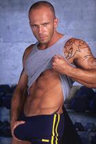 Vince Susik at Legend Men