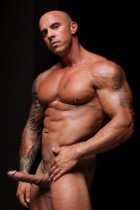 Vin Marco at Muscle Hunks