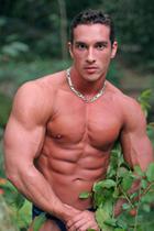 Herman Jurado at Muscle Hunks
