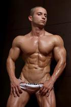 Pavel Nikolay at Power Men