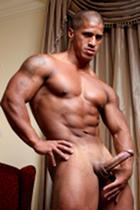 Timmy Riordan at Muscle Hunks