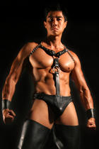 Van Darkholme at Bound in Public