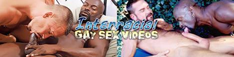 Interracial Gay Sex Videos
